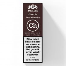 Millers Silverline-CHOCOLADE