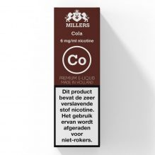 Millers Silverline-COLA