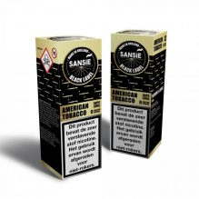 SANSIE BLACK LABEL-AMERICAN TOBACCO