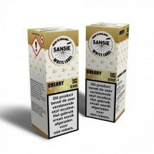 SANSIE WHITE LABEL-CHERRY