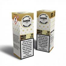 SANSIE WHITE LABEL-GREEN APPLE