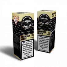 SANSIE BLACK LABEL-AMERICAN BLACK