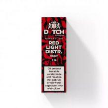 DVTCH Amsterdam Red Light District e-liquid 10ml