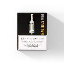 ASPIRE NAUTILUS MINI BVC CLEAROMIZER