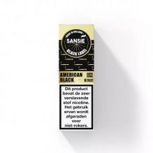 SANSIE BLACK LABEL-AMERICAN BLACK