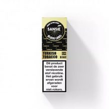 SANSIE BLACK LABEL-TURKISH TOBACCO