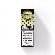 SANSIE GOLD LABEL-DOUBLE MENTHOL