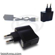 Bookwill Vapo USB Stekker