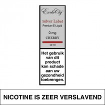 Exclucig Silver Label-Cherry 10Ml