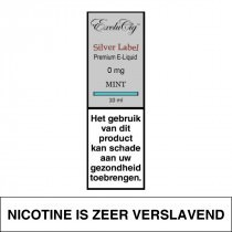 Exclucig Silver Label-Mint 10Ml