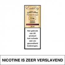 Exclucig Gold Label-Black Cherry 10Ml