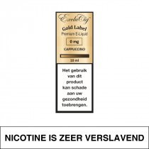Exclucig Gold Label-Cappuccino 10Ml