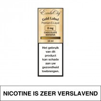 Exclucig Gold Label-Chocolate Banana 10Ml