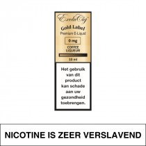 Exclucig Gold Label-Coffee Liqueur 10Ml