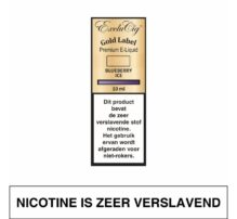 Exclucig Gold Label-Blueberry Ice 10Ml