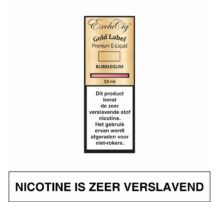 Exclucig Gold Label-Bubblegum 10Ml