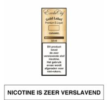 Exclucig Gold Label-Caramel 10Ml