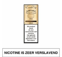 Exclucig Gold Label-Cola 10Ml