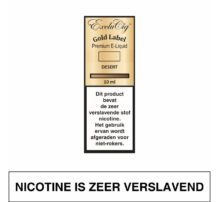 Exclucig Gold Label-Desert 10Ml