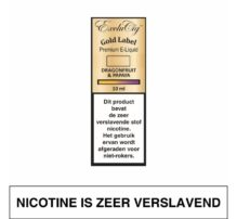 Exclucig Gold Label-Dragonfruit & Papaya 10Ml