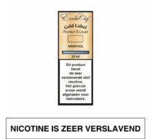 Exclucig Gold Label-Menthol