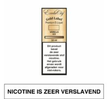 Exclucig Gold Label-Vanilla Ice 10Ml